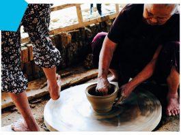 làng gốm Thanh Hà ở Hội An