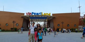 kinh nghiệm chơi Vinpearl Land Hội An