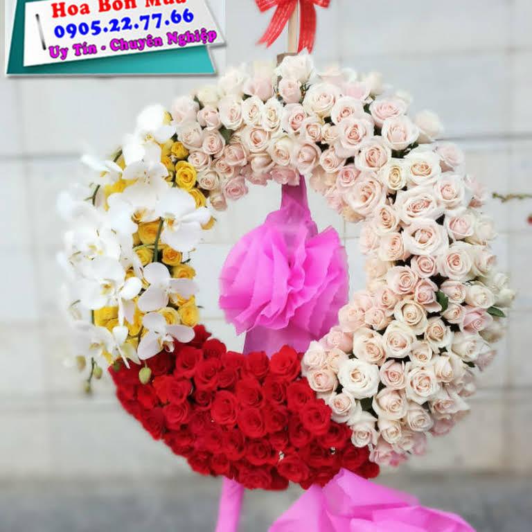 hoa tươi bốn mùa
