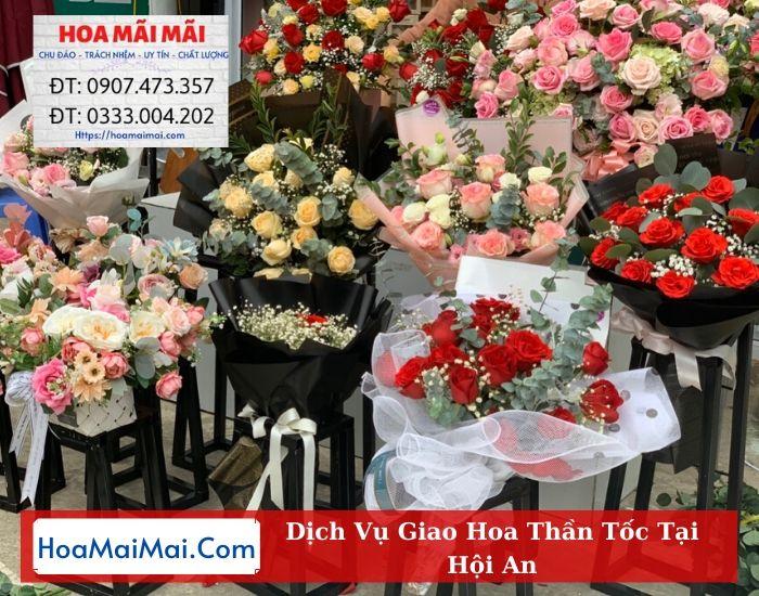 hoa tươi mãi mãi
