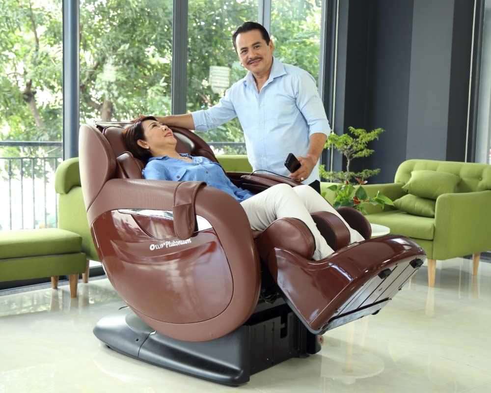 nên mua máy massage toàn thân loại nào